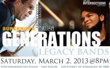 Nasar and Kush Abadey: GENERATIONS Legacy Bands