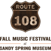 Sandy Spring Museum – Route 108 Fall Music Festival Presents the Nasar Abadey Quartet